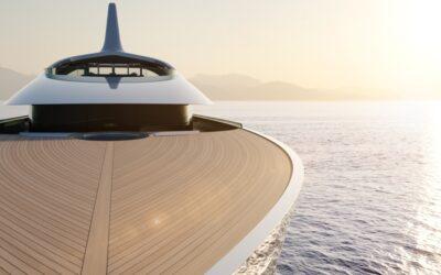Feadship reveals future yacht concept Pure