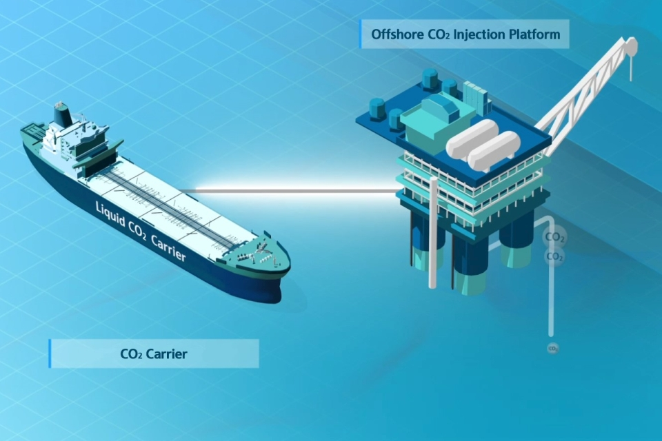 Approval in principle for 40,000-m3 liquefied CO2 carrier design