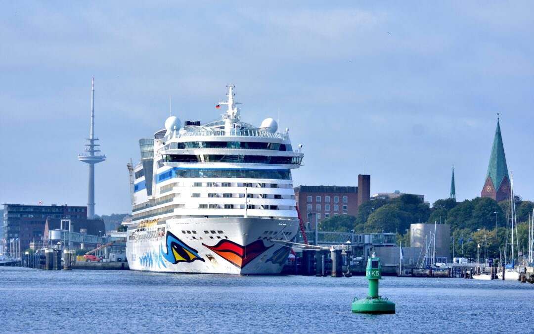 AIDA Cruises plans to become climate-neutral by 2040