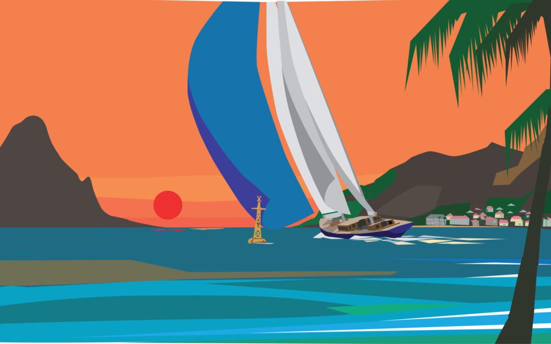 Royal Huisman wins contract for 65-metre sailing yacht