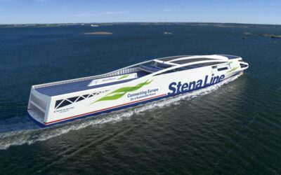 Stena Line plans fossil fuel free ferry line between Gothenburg and Frederikshavn by 2030