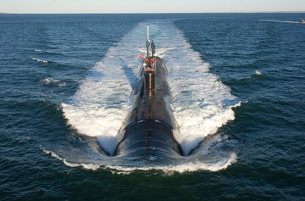 Australia switches from French to American nuclear powered submarines