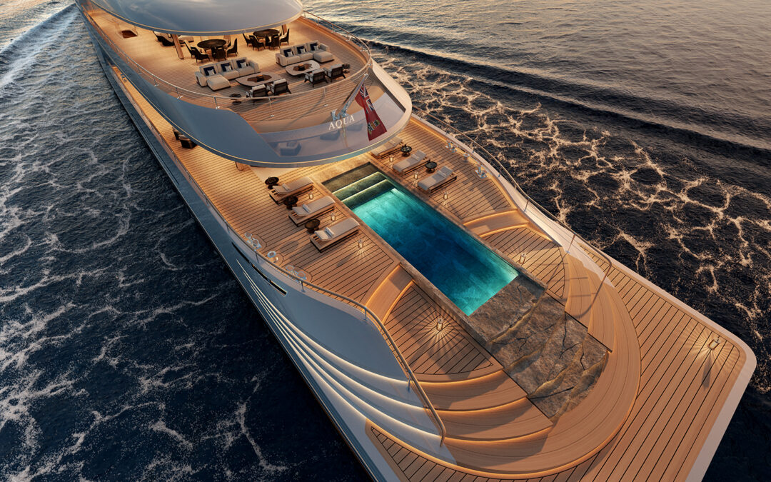 Superyacht building – A growing industry in times of a pandemic
