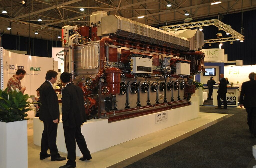 Caterpillar to end production of MaK medium-speed marine engines