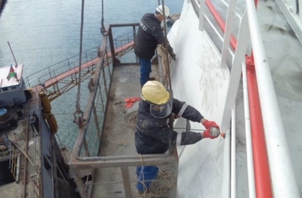 Drydock work – Who's in charge of safety?