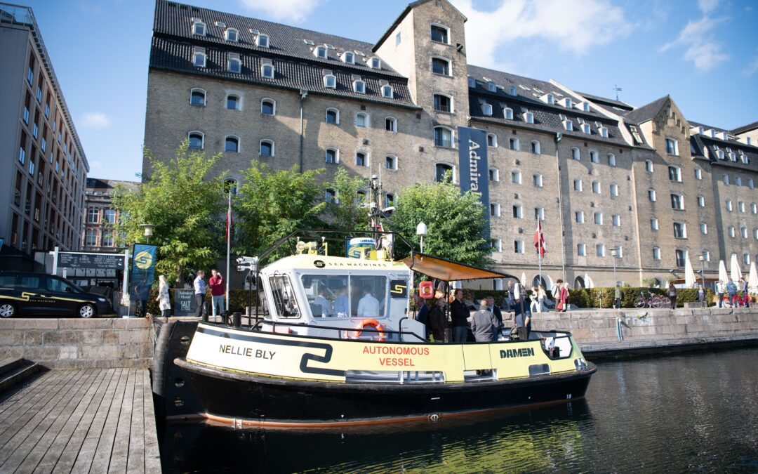 Tug Nellie Bly autonomously completes first leg and arrives in Copenhagen