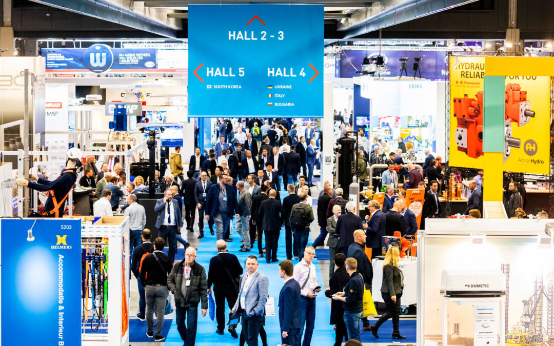 Europort 2021: The path to a sustainable maritime future